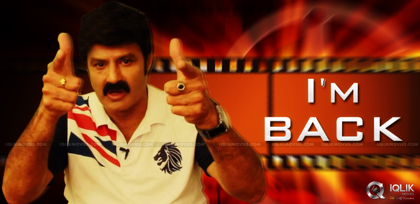 balakrishna-back-from-injury-to-shoot-in-rfc