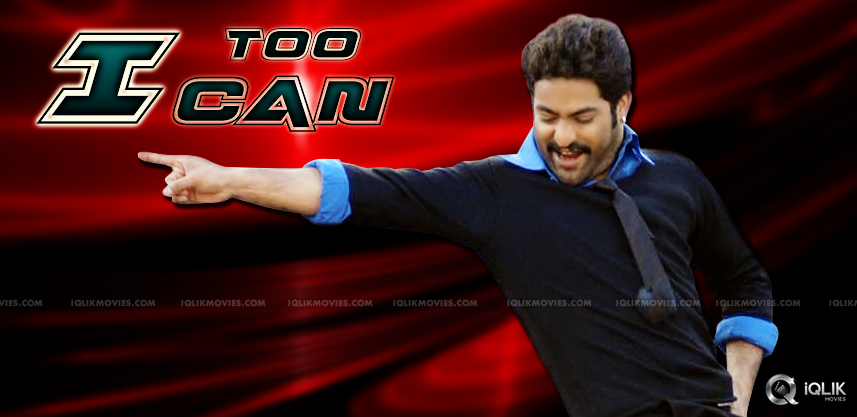junior-ntr-composing-dance-steps-for-rabhasa-song