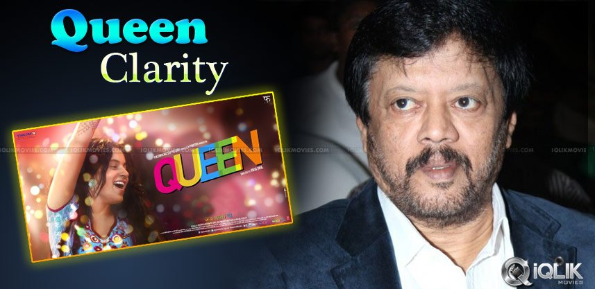 producer-thyagarajan-clarifies-on-queen-remake