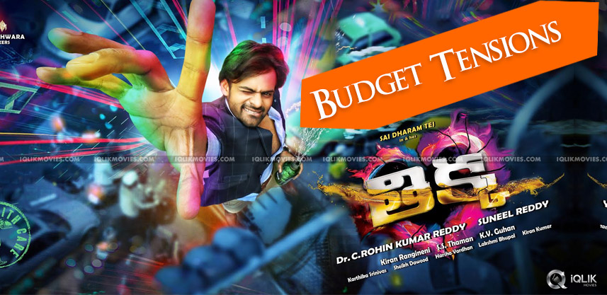 speculations-on-thikka-film-regarding-over-budget