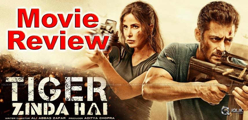 Tiger Zinda Hai Review & Ratings
