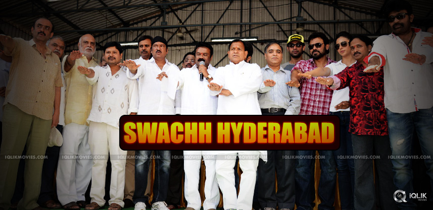 tollywood-celebrities-in-swachh-hyderabad-event