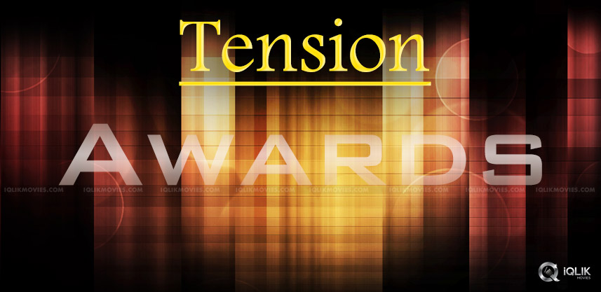 Tension For Tollywood Award Brands