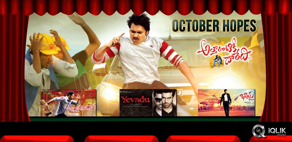 Tollywood-pins-hope-on-October-Month