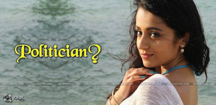 trisha-to-be-seen-as-politician-in-kodi-movie