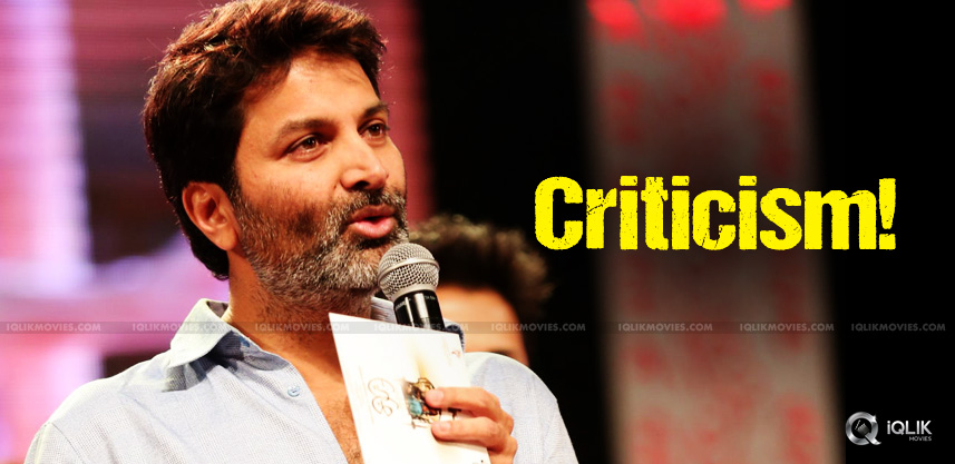 discussion-on-growing-criticism-over-trivikram