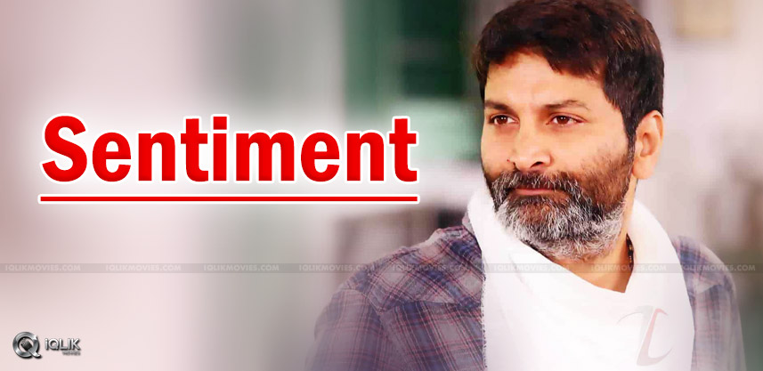 trivikram-srinivas-banks-on-sentiment-