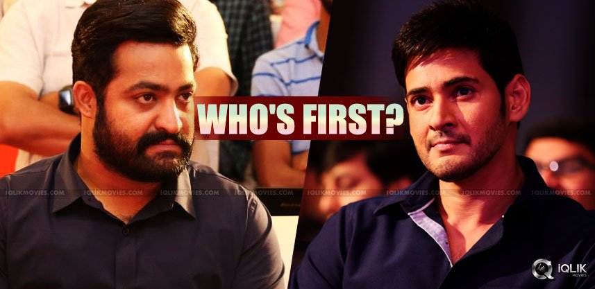 First NTR Then Mahesh