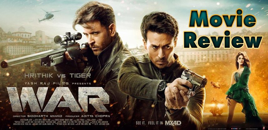 War Movie Review And Rating