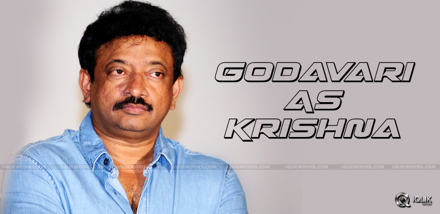 rgv-vangaveeti-shoot-at-godavari-details