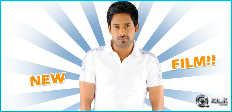 Varun-Sandesh-signs-another-movie-