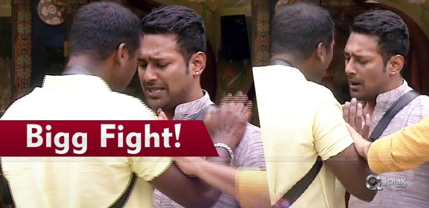 rahul-varun-sandesh-bigg-fight