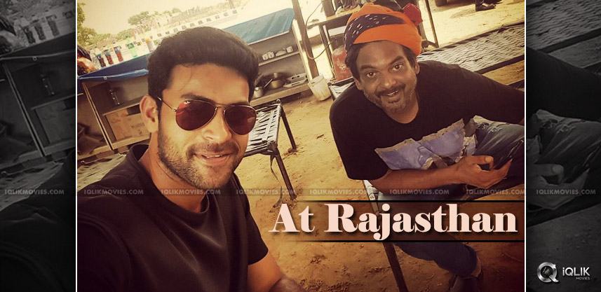 varun-tej-with-puri-jagannadh-in-loafer-shooting
