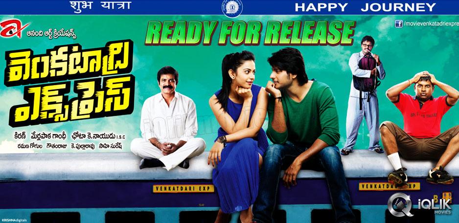 Venkatadri-Express-is-ready-for-release