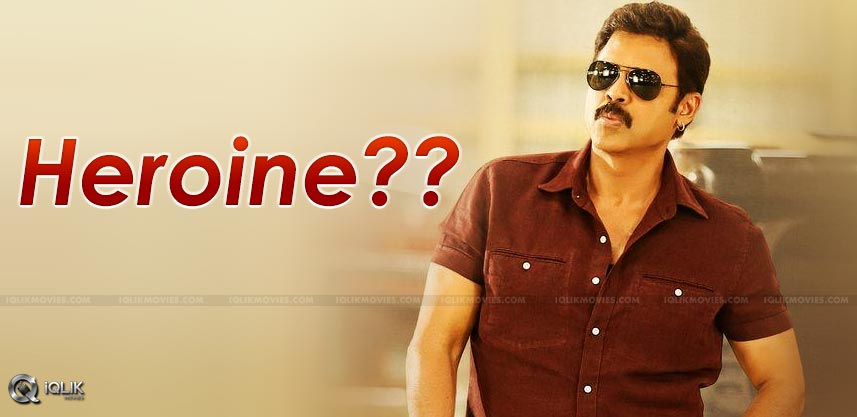 venkatesh-new-movie-heroine