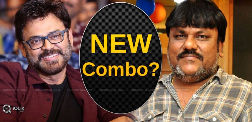 Venky To Team With Nenu Local Director?