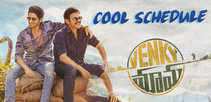 venky-mama-shooting-happening-at-kashmir