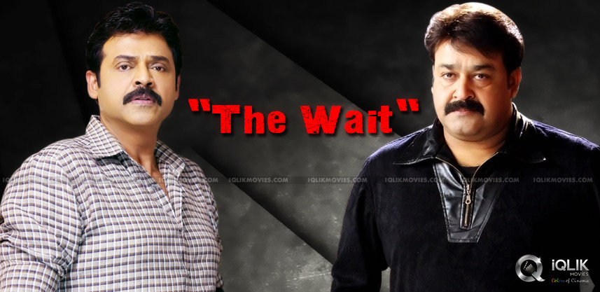 venkatesh-and-mohanlal-waiting-for-him