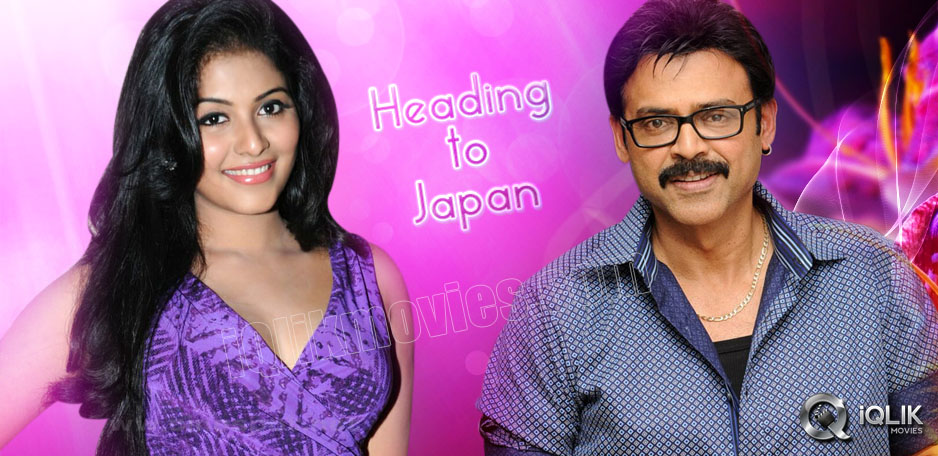 Venkatesh-and-Anjali-Fying-to-Japan