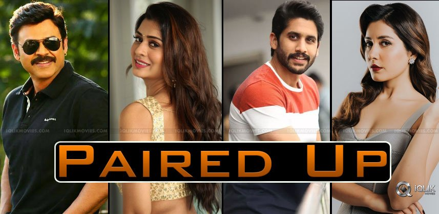 Payal-Rajput-and-Rashi-Khanna-Confirmed-For-Venky-