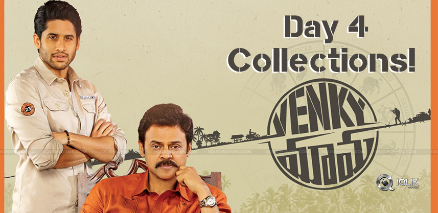 Venky-Mama-Super-Strong-On-Day-4