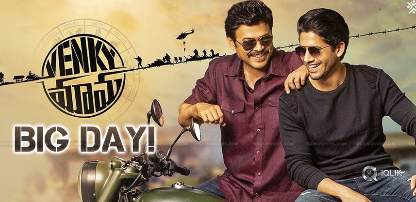 Sunday-A-Big-Day-For-Venky-Mama