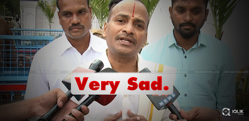 discussion-over-fake-news-on-venumadhav