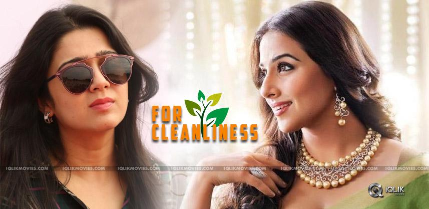 actresses-vidya-balan-charmme-on-cleanliness