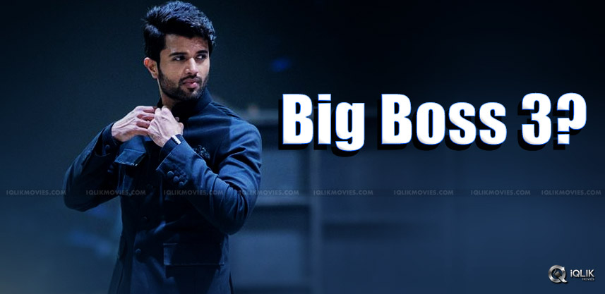 vijay-deverakonda-to-host-big-boss-3
