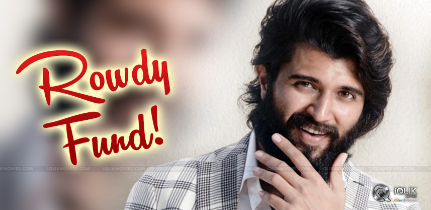 Vijay Devarakonda shares final report of Middle-Class Fund