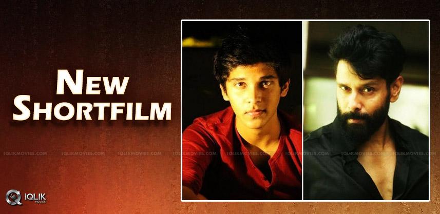 vikram-son-dhruv-shortfilm-goodnightcharlie