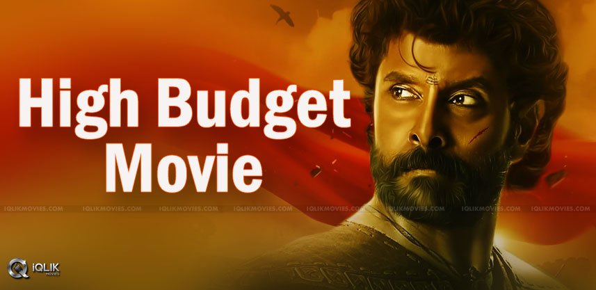 vikram-s-mahaveer-karna-is-a-high-budet-movie