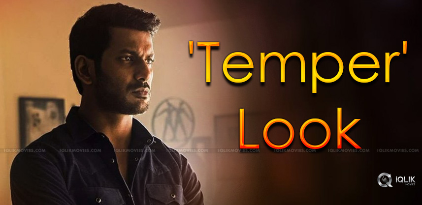 vishal-temper-movie-first-look-details