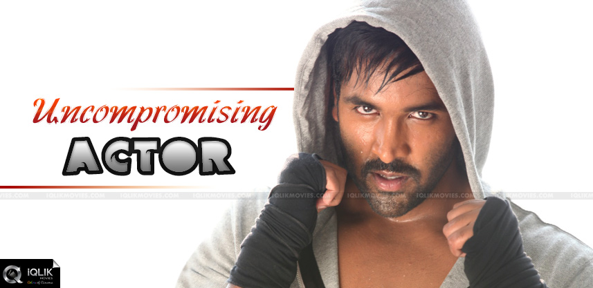 vishnu-manchu-pierces-ear-for-deva-katta-film