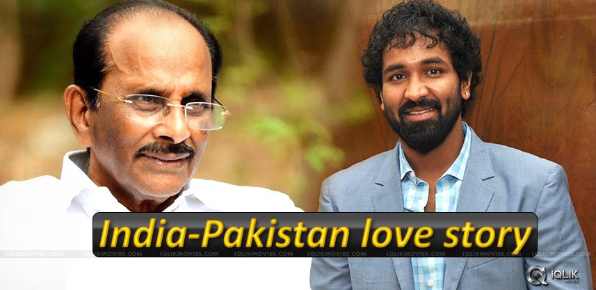 Vijayendra Prasad To Write For Vishnu Manchu