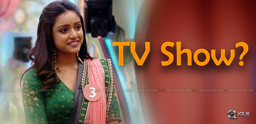 vithika-debut-tv-talk-show
