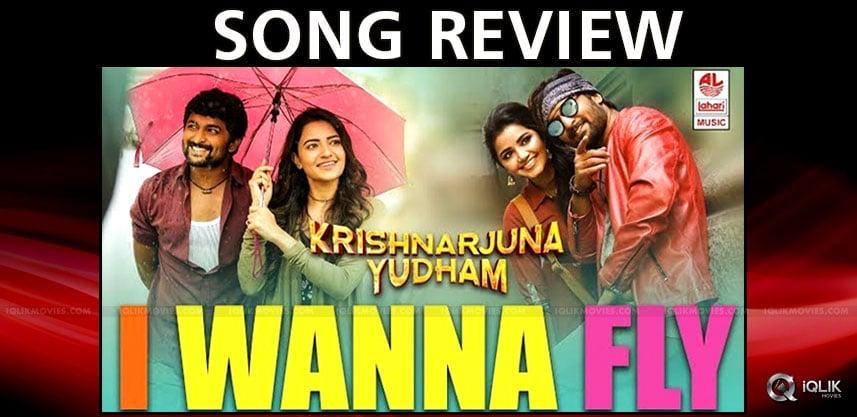 krishnarjuna-yudhdham-wanna-fly-song