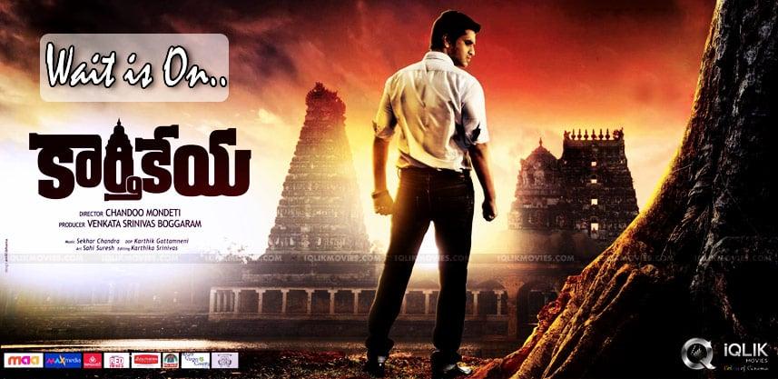 nikhil-n-swathi-film-karthikeya-release-confusion