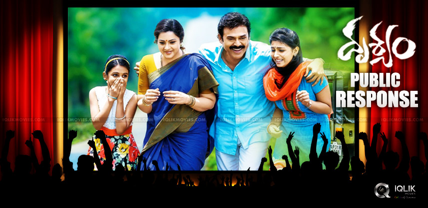 venkatesh-drushyam-receives-good-response