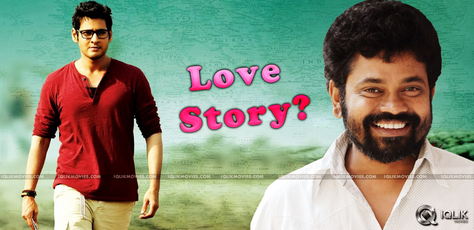 Will-make-a-love-story-with-Mahesh-Sukumar