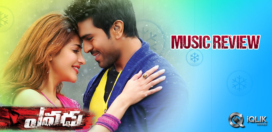 Yevadu-Music-Review