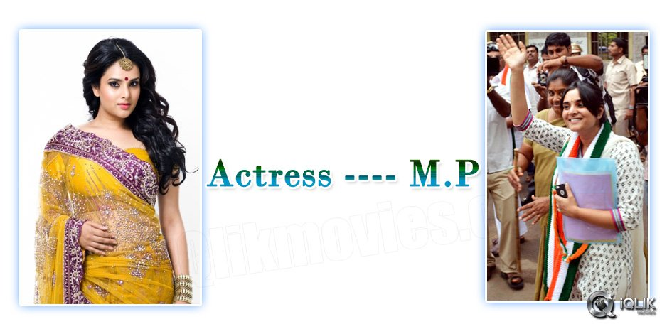 Young-Actress-turns-Lok-Sabha-MP