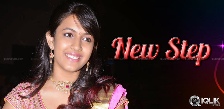 konidela-niharika-getting-into-production