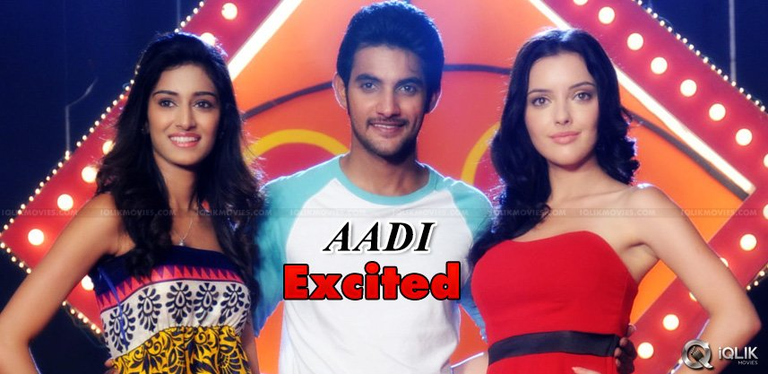 aadi-rahul-ravindran-in-sampath-nandi-galipatam-
