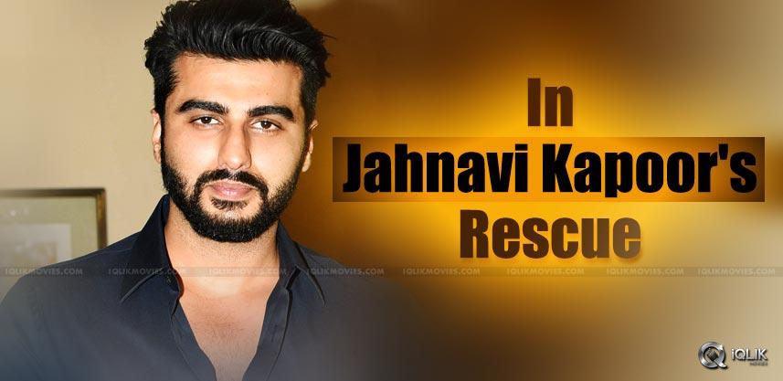 arjun-kapoor-and-janhi-kapoor-news
