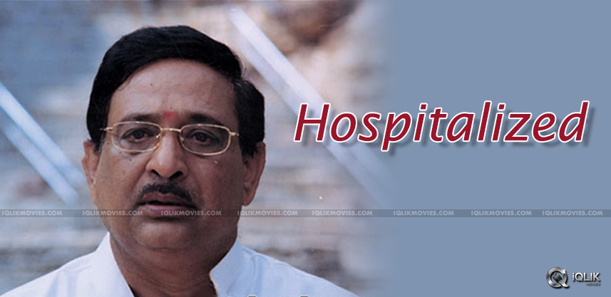 senior-telugu-actor-chandra-mohan-hospitalized