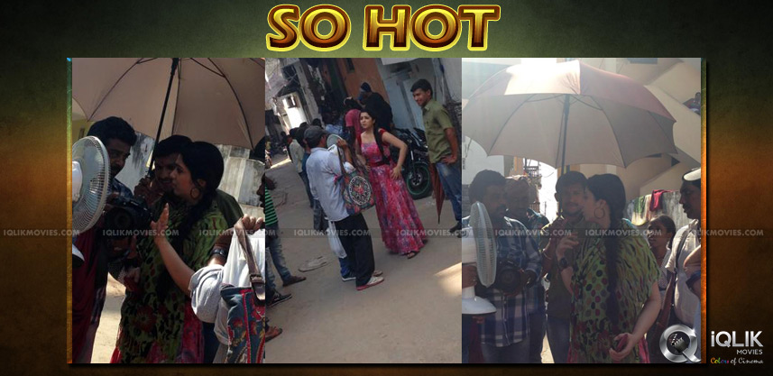 charmi-kaur-shooting-for-mantra-2-in-hyderabad