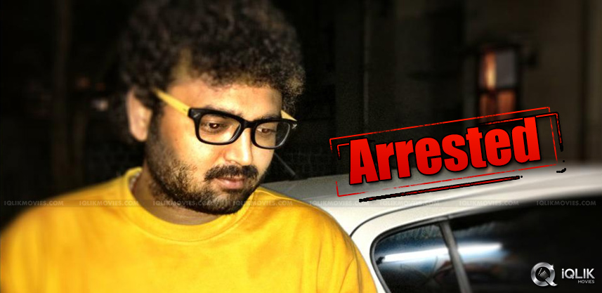 dance-master-raghu-arrested-for-drunk-and-drive-