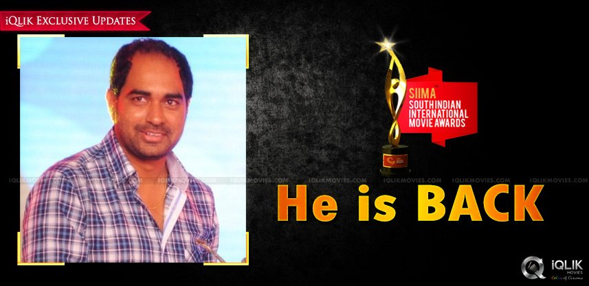 director-krish-jagarlamudi-at-siima-2014-awards