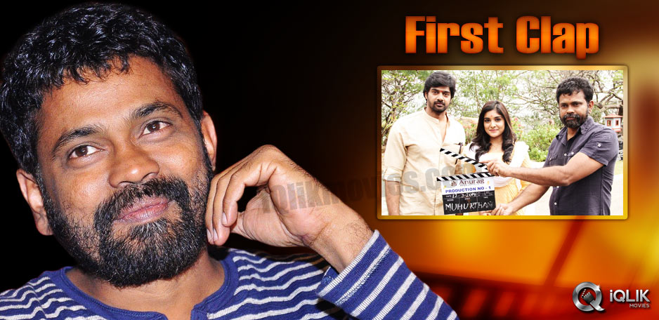 director-sukumar-debut-clapping